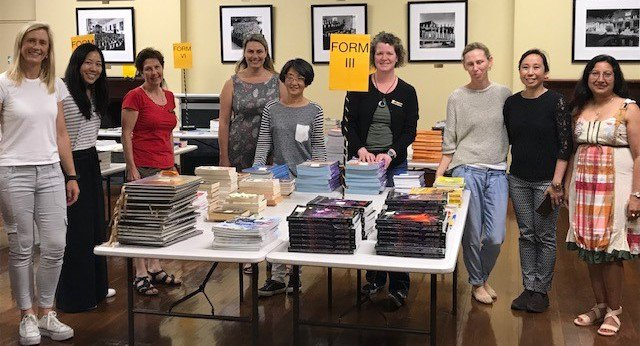 Second-Hand Book Sale 2018