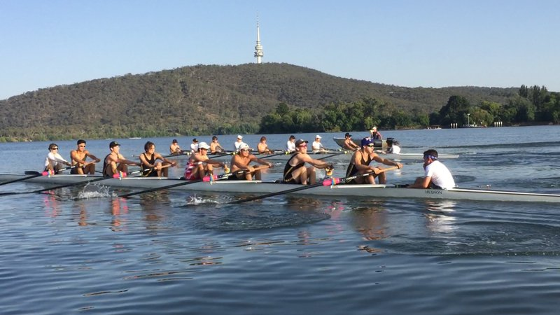 Rowing Camp - Canberra