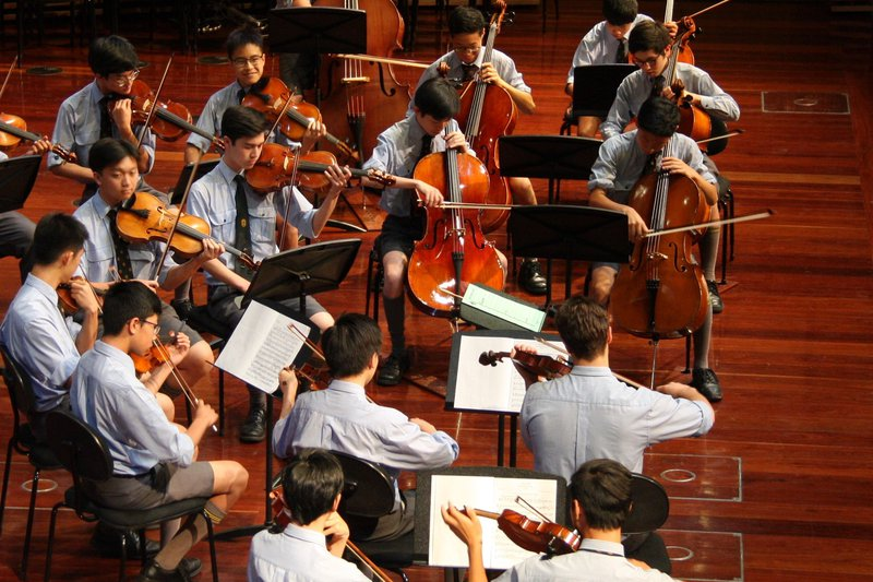 Term IV Concert, 2018 - Alastair Mackerras Chamber Orchestra