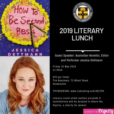 Literary Lunch