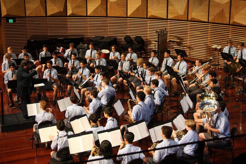 Term I Concert - Wind Ensemble