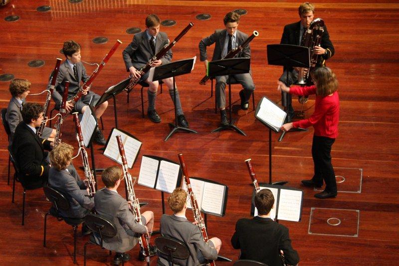 Term II Concert 2018 - Bassoon Ensemble