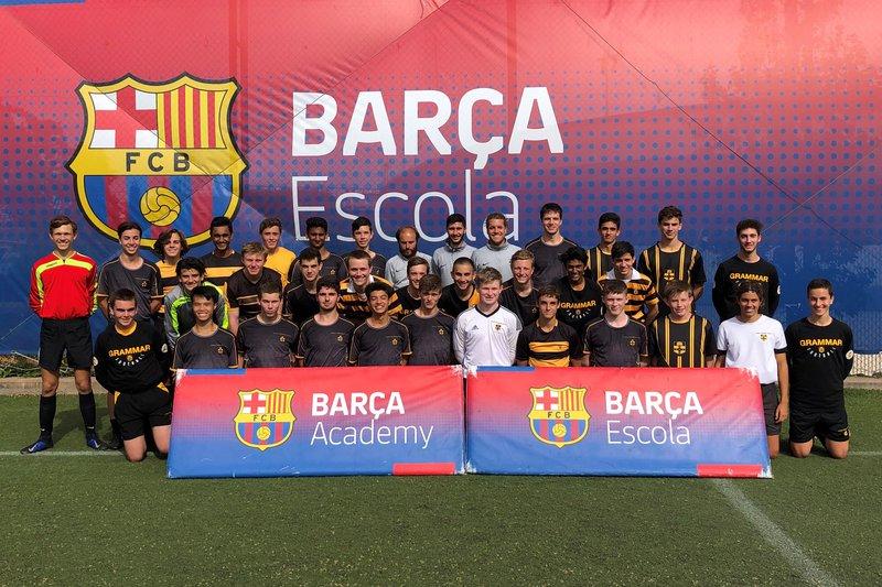 Footbal Spain Tour
