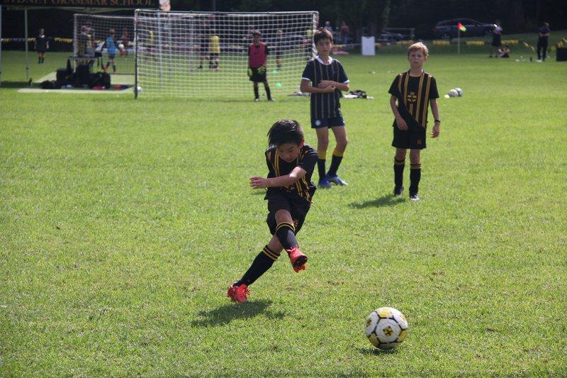 Inaugural Grammar Football Cup