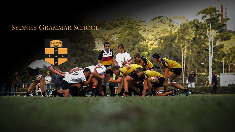 The First XV