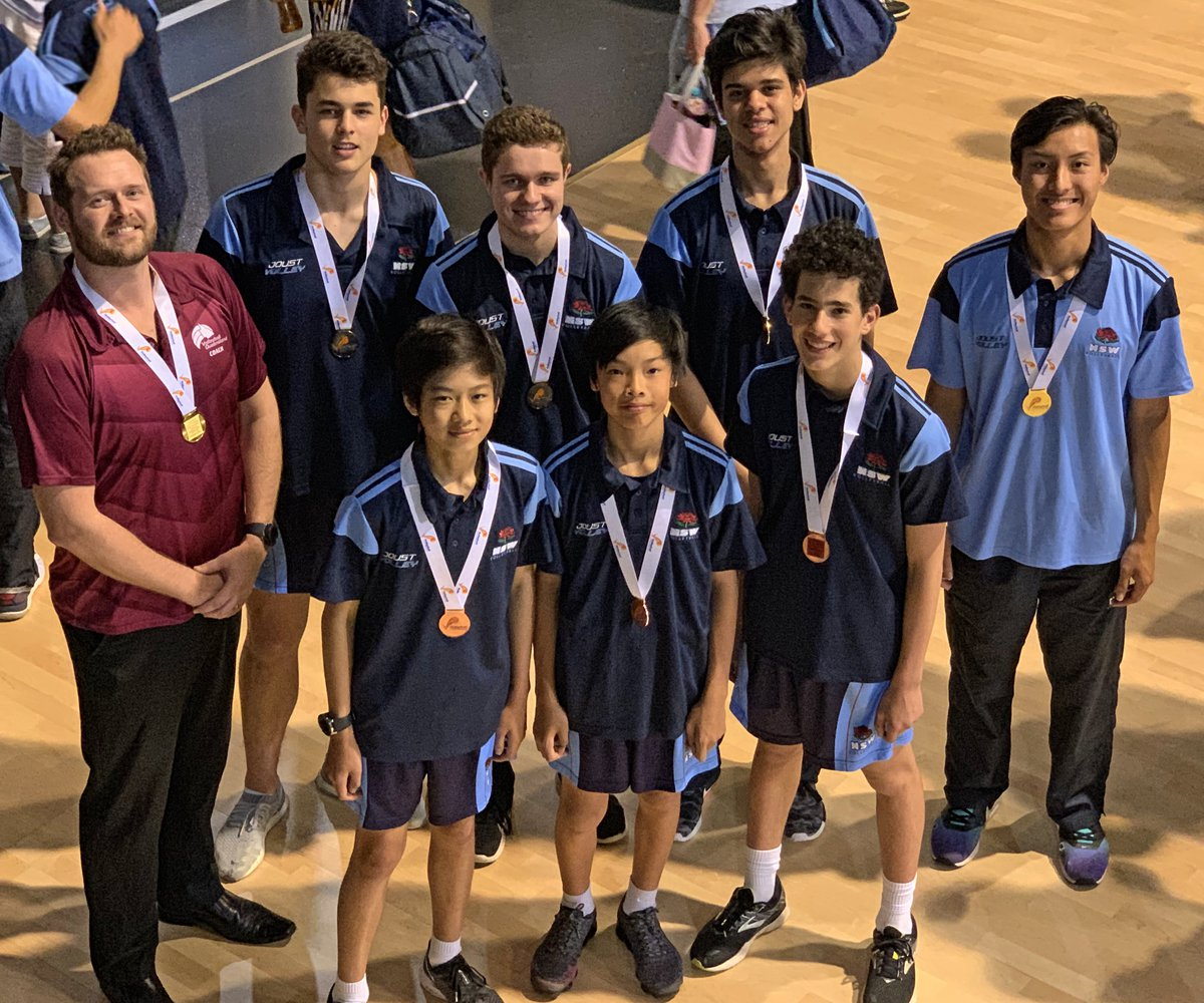 Australian Junior Volleyball Championships
