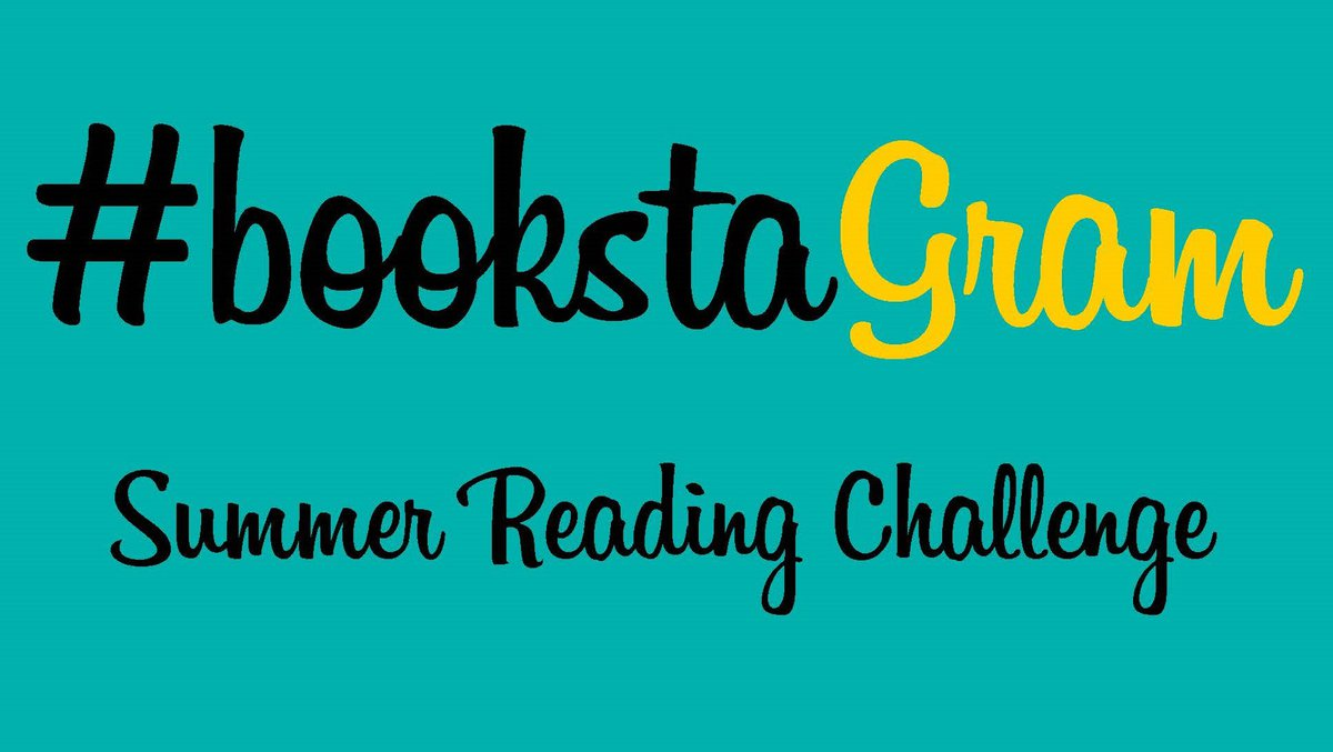 #bookstaGram Summer Reading Challenge