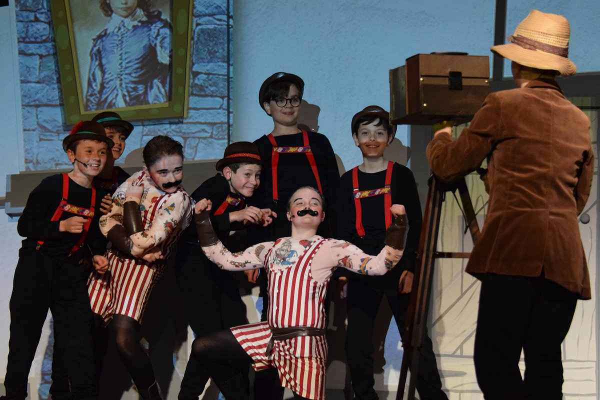 Hansel and Gretel staged at St Ives