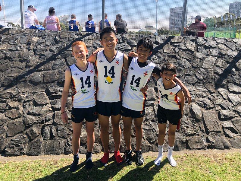 St Ives Preparatory School Athletics