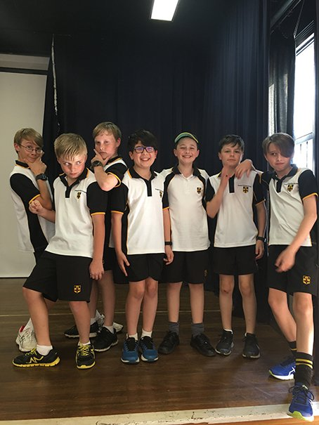 St Ives boys win Theatresports Final