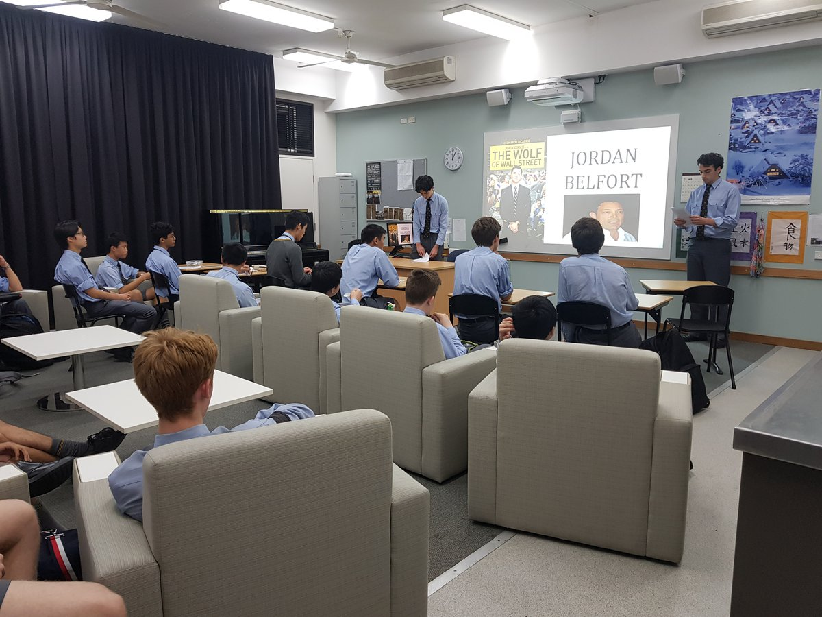 Business Society talks security fraud and tax evasion