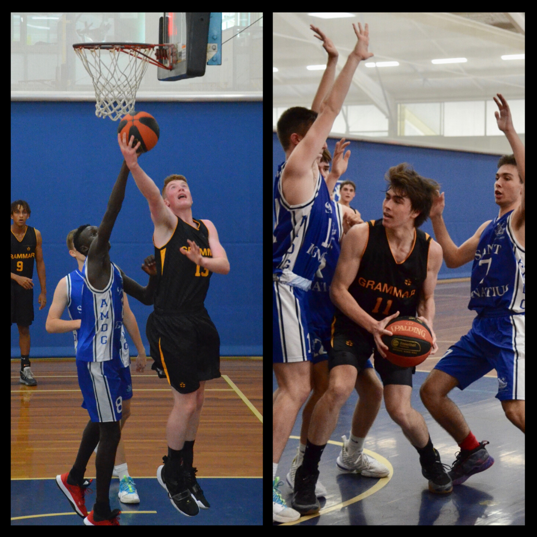 Two from Grammar First Basketball team named in GPS merit list