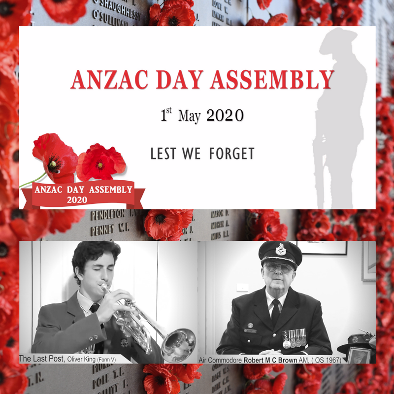 Anzac Day Assembly