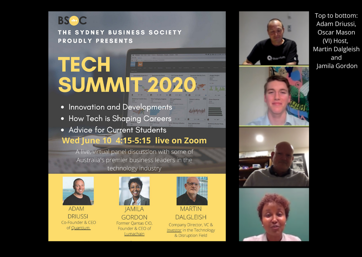 Tech Summit 2020