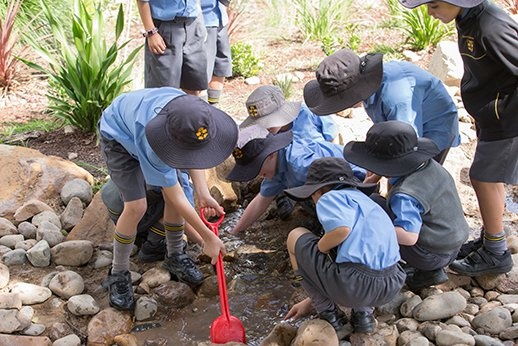 Digging, fossicking, climbing and collecting