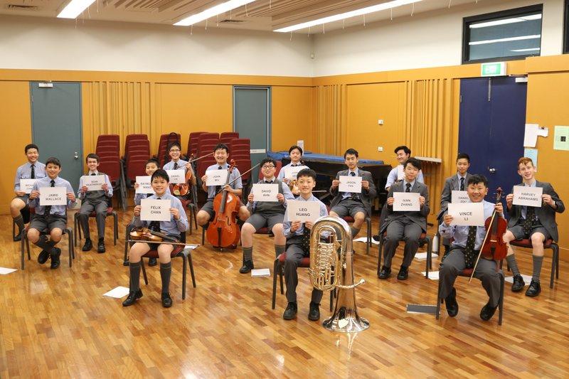 Music Scholars