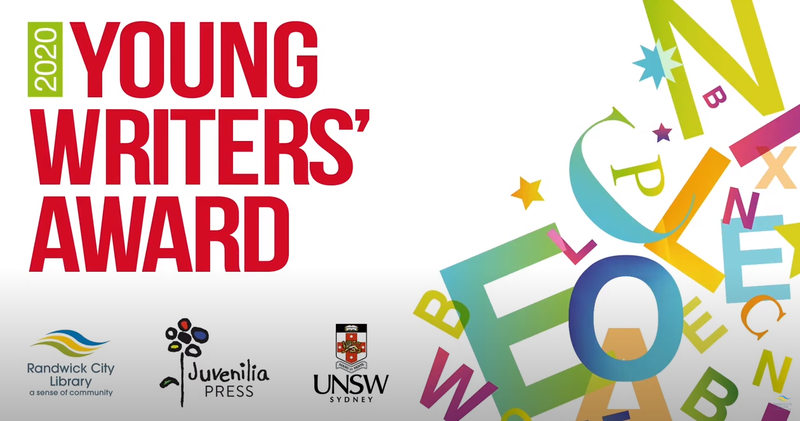 2020 The Lionel Bowen Young Writers' Award