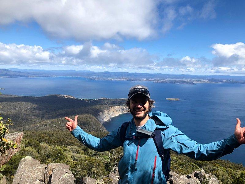 Tasmania hike the final step for Gold Award