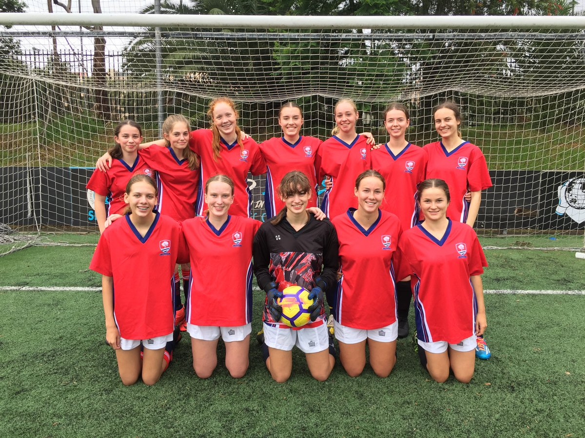 Girls team bow out of CIS cup in close game