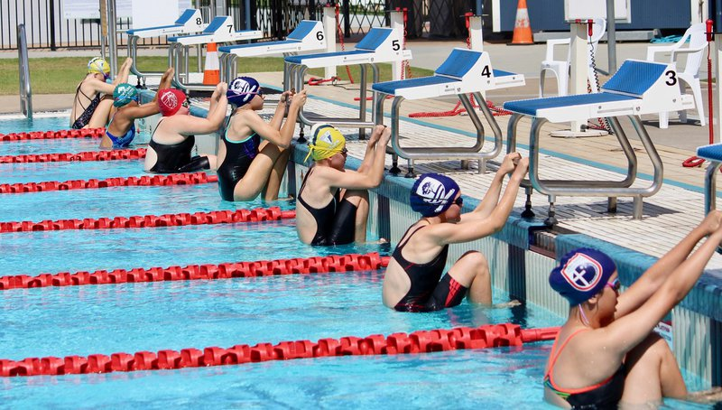 Success at Junior State Swimming Carnival