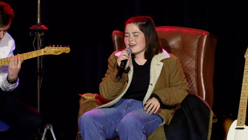 Performances from HSC Music class broadcast live in Shire Christian School first