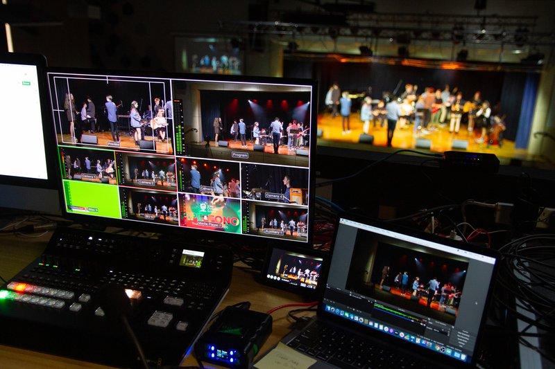 PIPE/FONO performance livestream unveils amazing talent