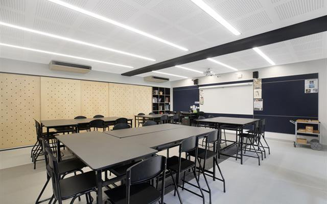 School facility developments