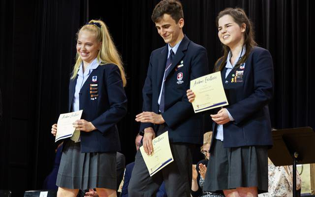 Outstanding 2019 HSC Results at Shire Christian School