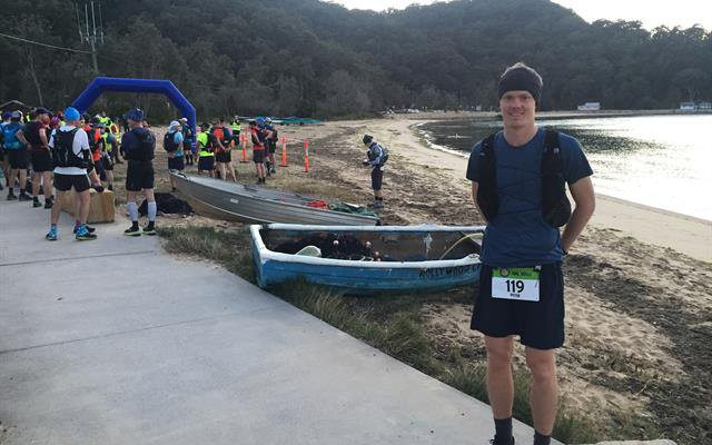 Teacher runs equivalent of nearly 4 marathons back-to-back