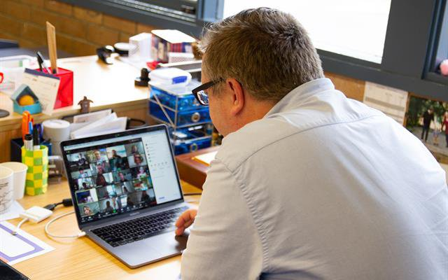 Shire Christian School moves quickly to online learning