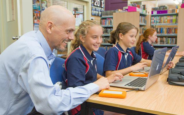Leading the way in learning technologies