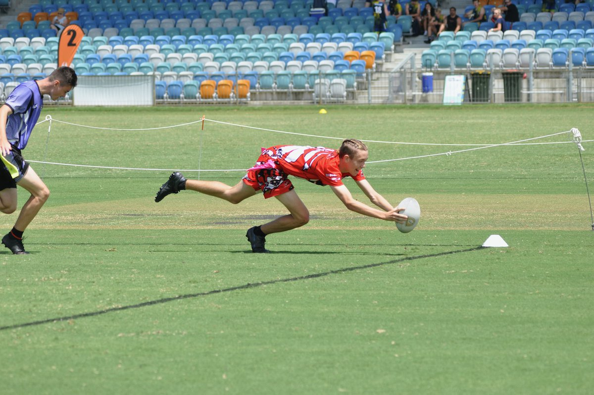 Robinson runs away with victory in NSW Junior State Cup