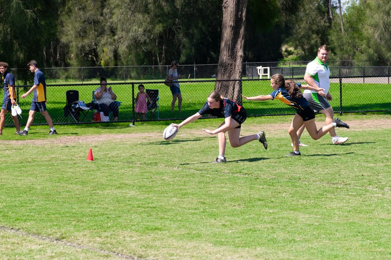 Touch Football Gala Day