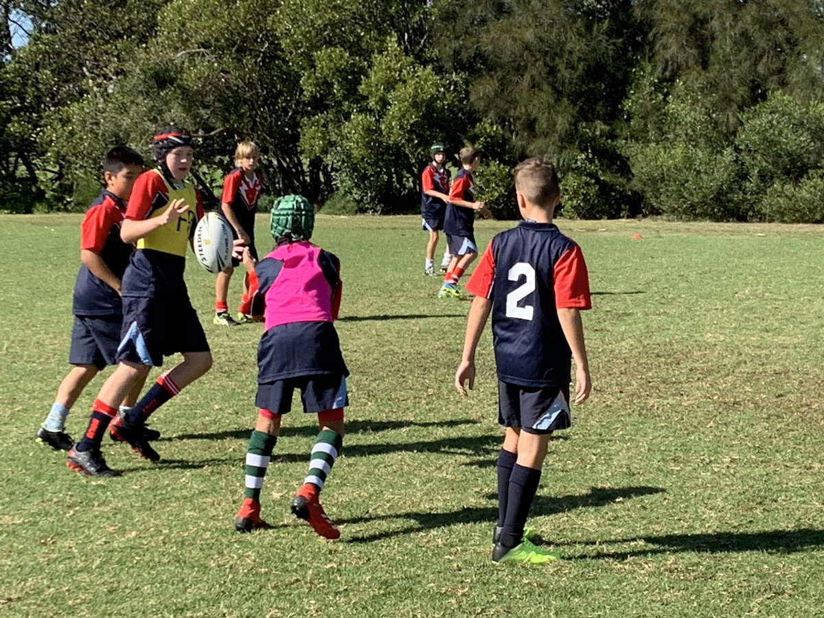 Primary Rugby League - ET Shield Gala Day