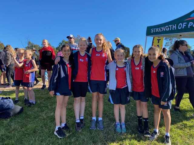 Success at Zone Cross Country