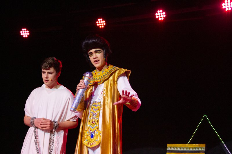Sold out school musical shines on the Shire Christian School stage