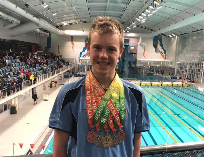 School Sport - Australian National Swimming Championships