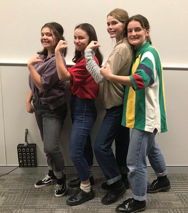 Theatresports Schools Challenge Update