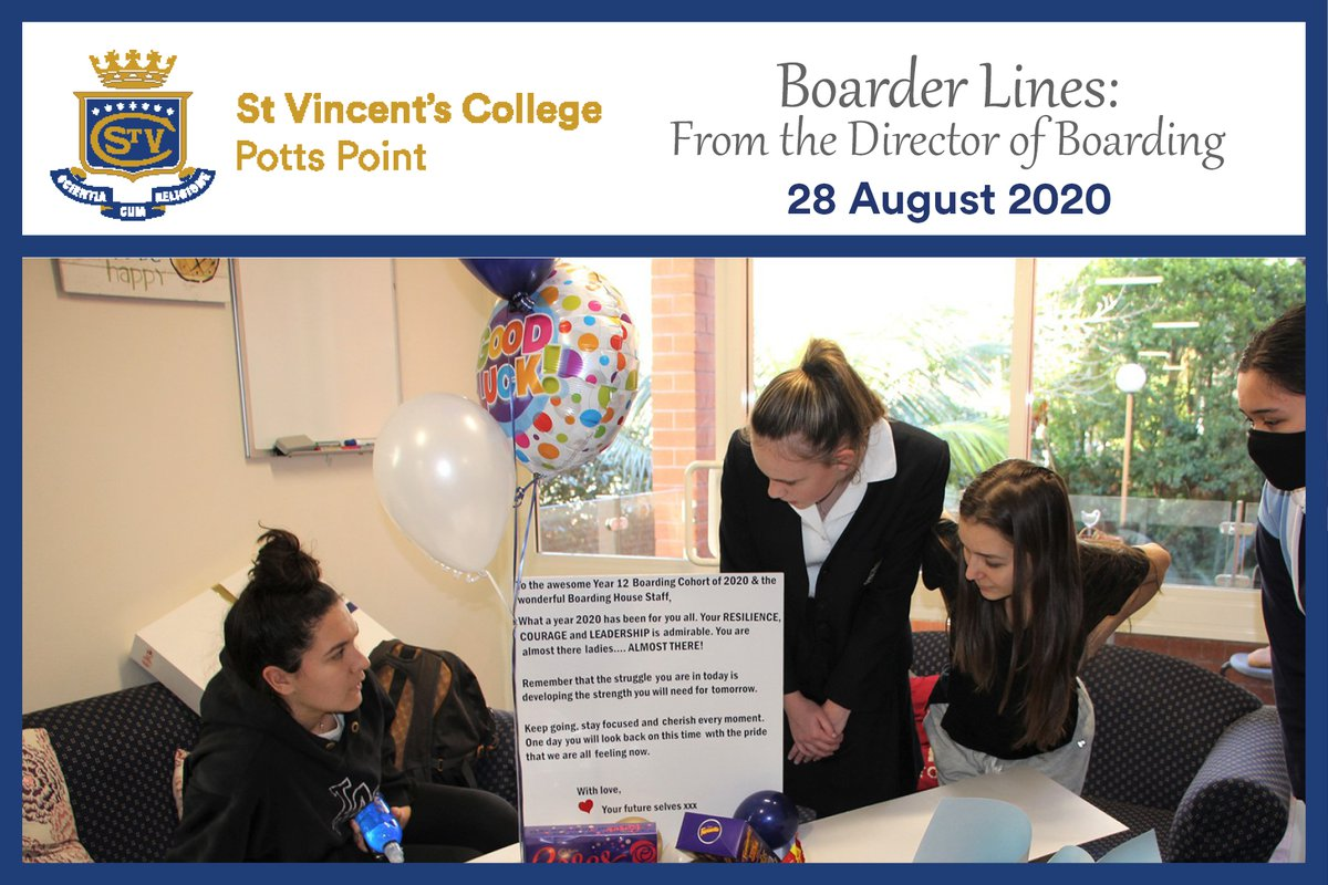 Boarder Lines: 28 August 2020