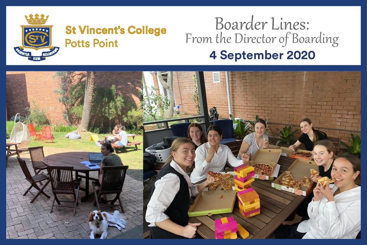 Boarder Lines: 4 September 2020