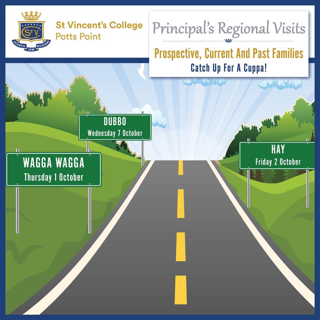 Principal's Regional Visit