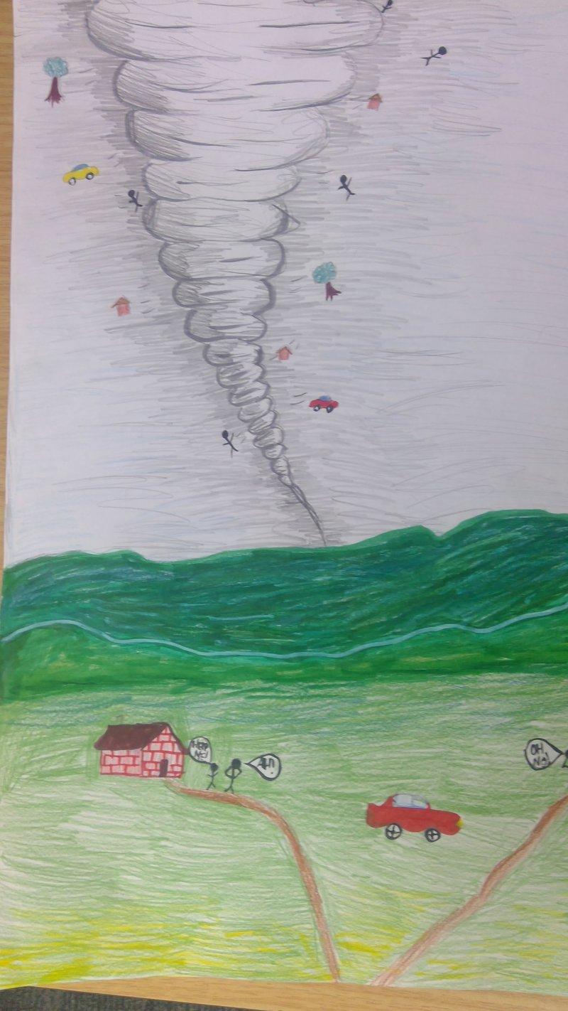Cyclone artwork