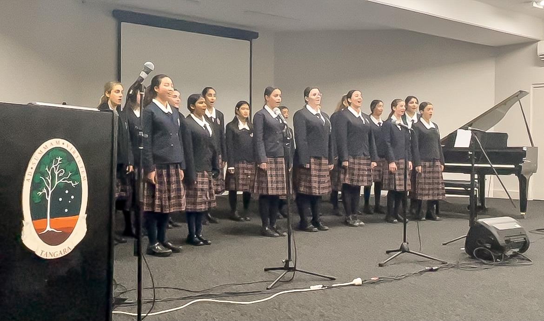 Senior Vocal Ensemble