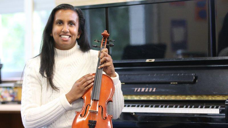Tara Teachers - Introducing Anjulie Bec, Junior School Music Teacher