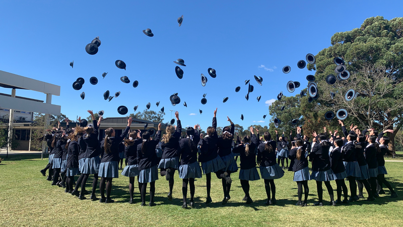 Top Achievers in Course 2020 HSC