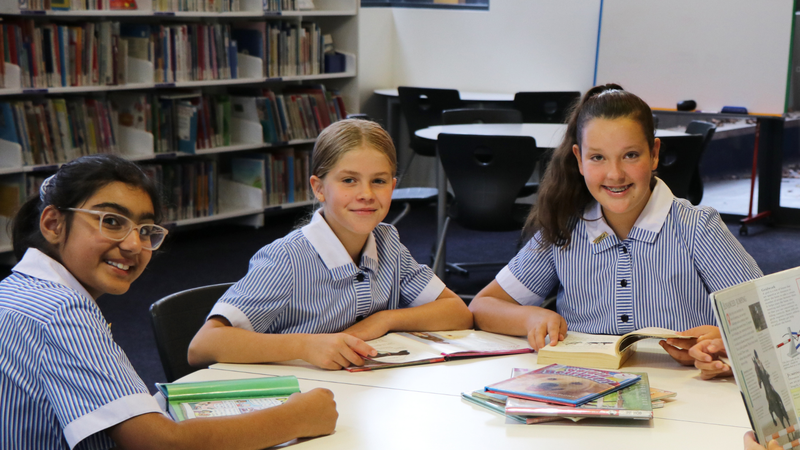The IB – Growing Positive Attitudes to Life and Learning