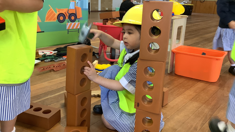 Early Learning Centre Wannabees Visit