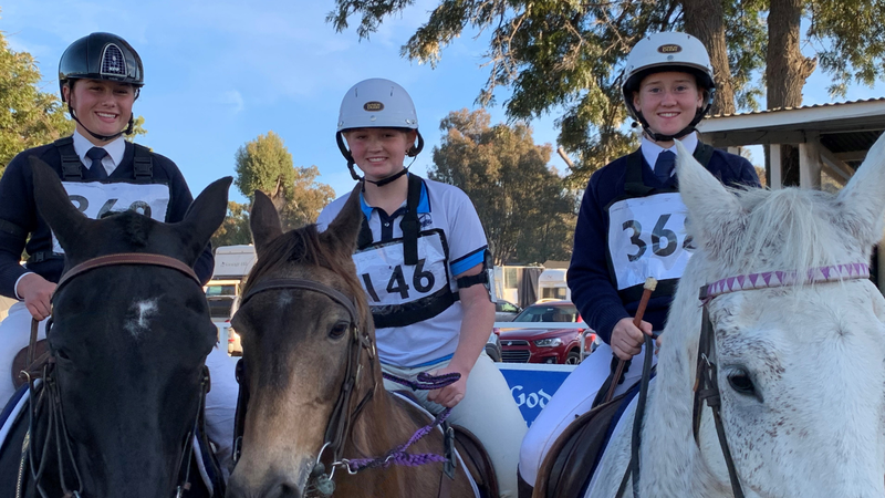 North West Equestrian Expo - Tara's Talented Riders