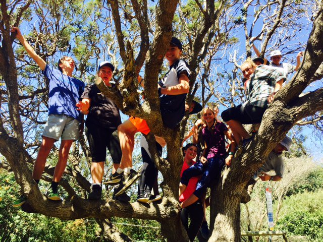Duke of Ed 2018 - Crowdy Bay National Park Year 9 Expedition