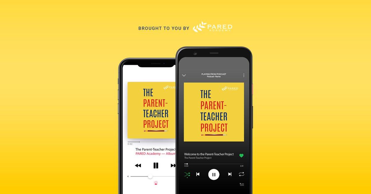 The Parent-Teacher Project Podcast featuring David Vassallo